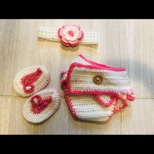 Other - 2 for $10!! Newborn Girl Photo Set